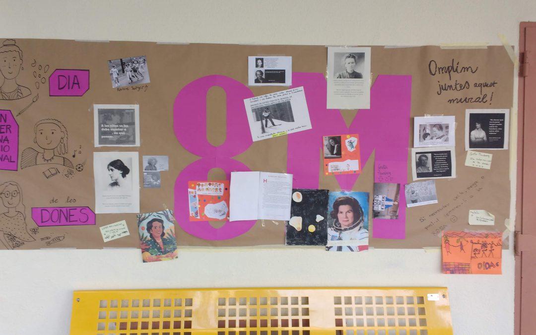 8M: Dones que fan història