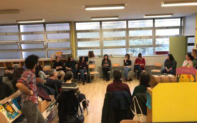 'Coeduquem a casa?': Resum de la xerrada