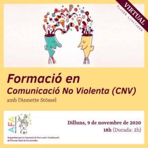 Formació en Comunicació No Violenta