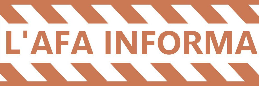 Butlletí: l'AFA informa